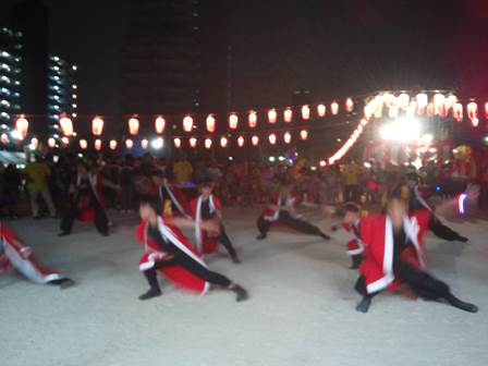 KIMG0319鴫野盆踊り