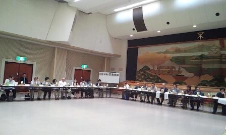 10月区政会議
